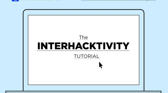 Interhacktivity tutorial #hackshangout