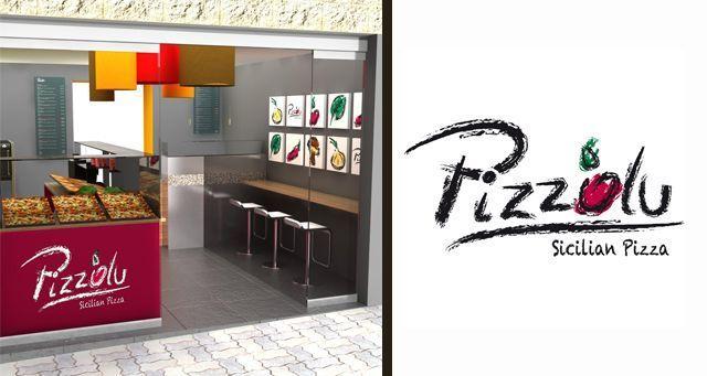 Proyecto de decoraci n de pizzer as pizzolu o la pizza for Decoracion pizzeria