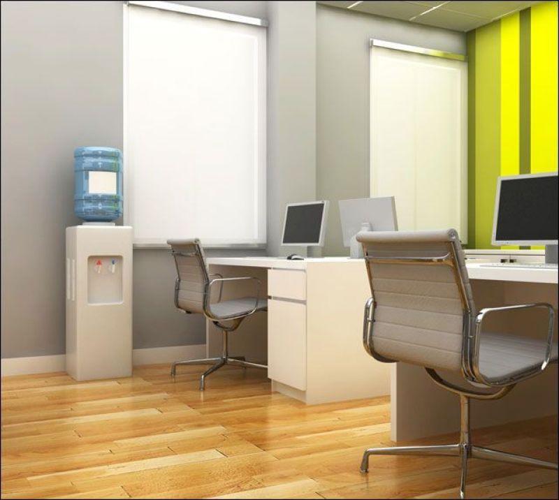 Decoración oficina