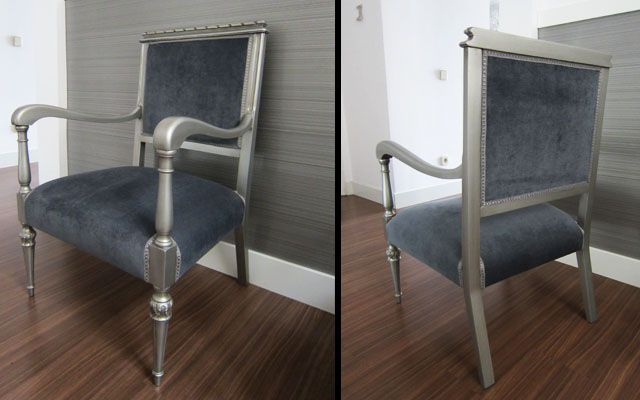 Diy c mo restaurar muebles antiguos - Sillones antiguos para restaurar ...