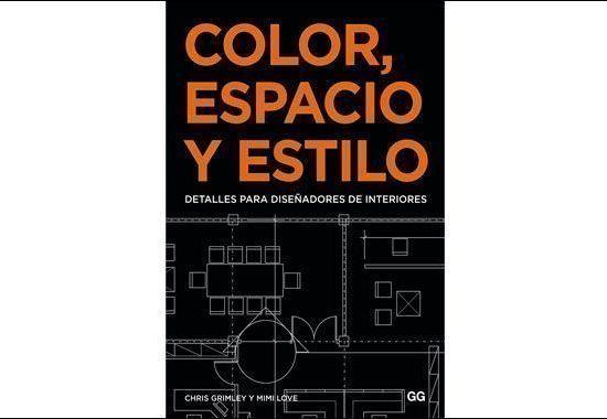 libro de decoración, interiorismo y diseño