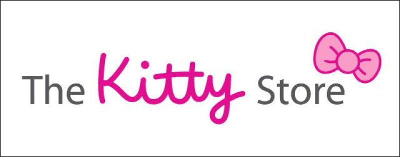 logotipo tienda the kitty store