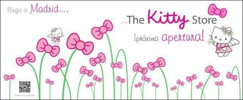diseño grafico tienda the kitty store