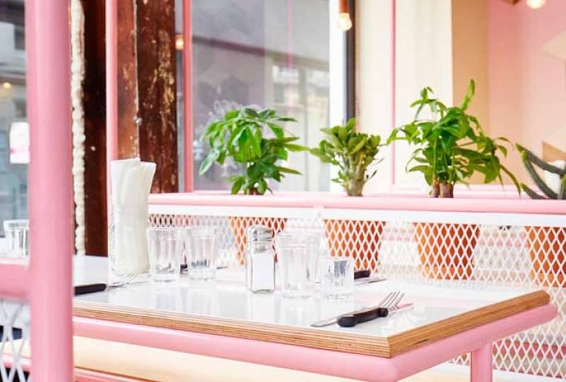 Decoración de restaurantes