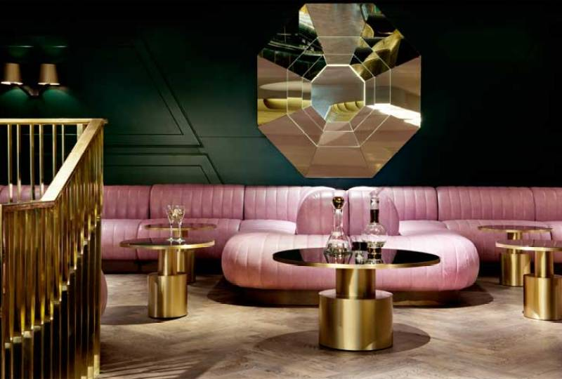Mejor bar del mundo: Dandelyan (UK)