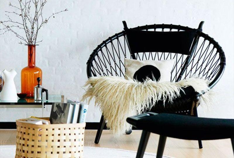 Silla Cirlce de Hans Wegner