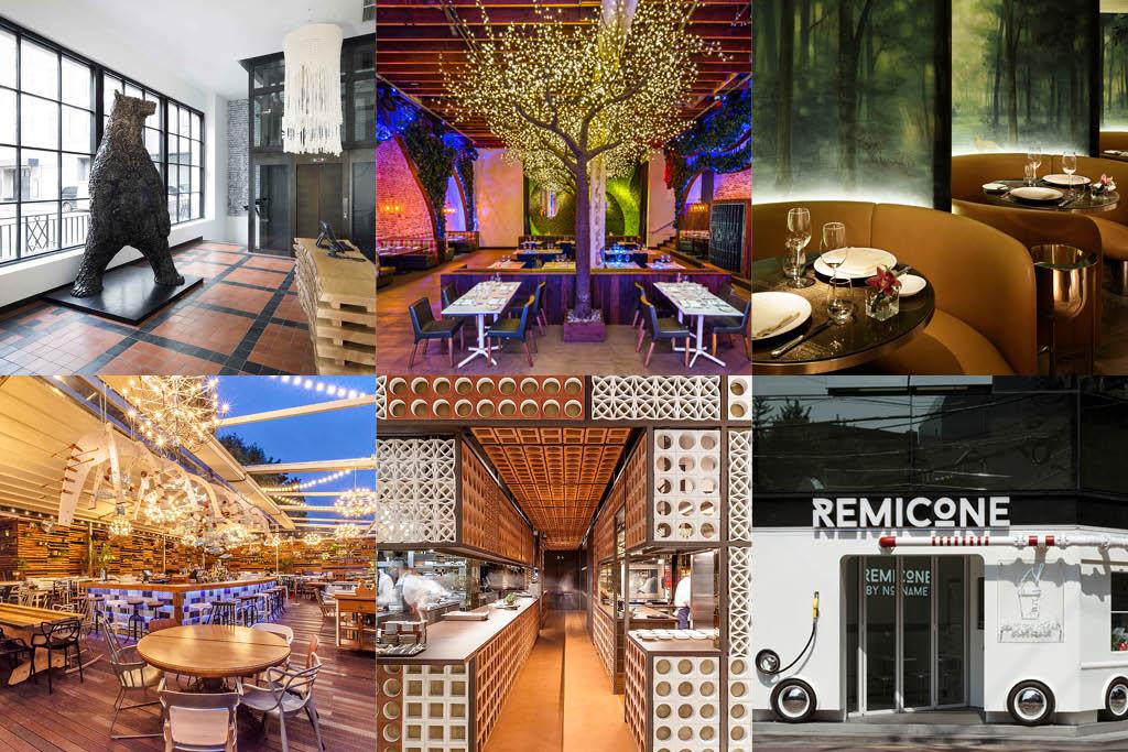 Los mejores bares y restaurantes del mundo