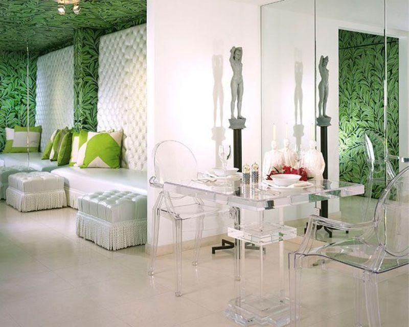 Diseñador de interiores Geoggrey Bradfield