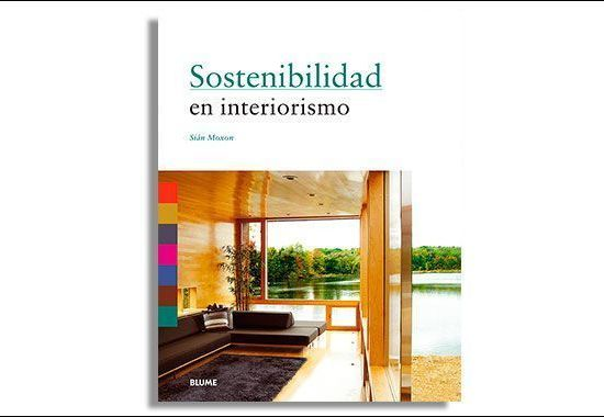 Libro Interiorismo sostenible