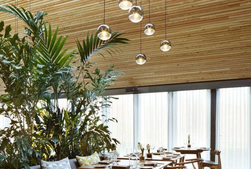 Restaurante The Woodspeen
