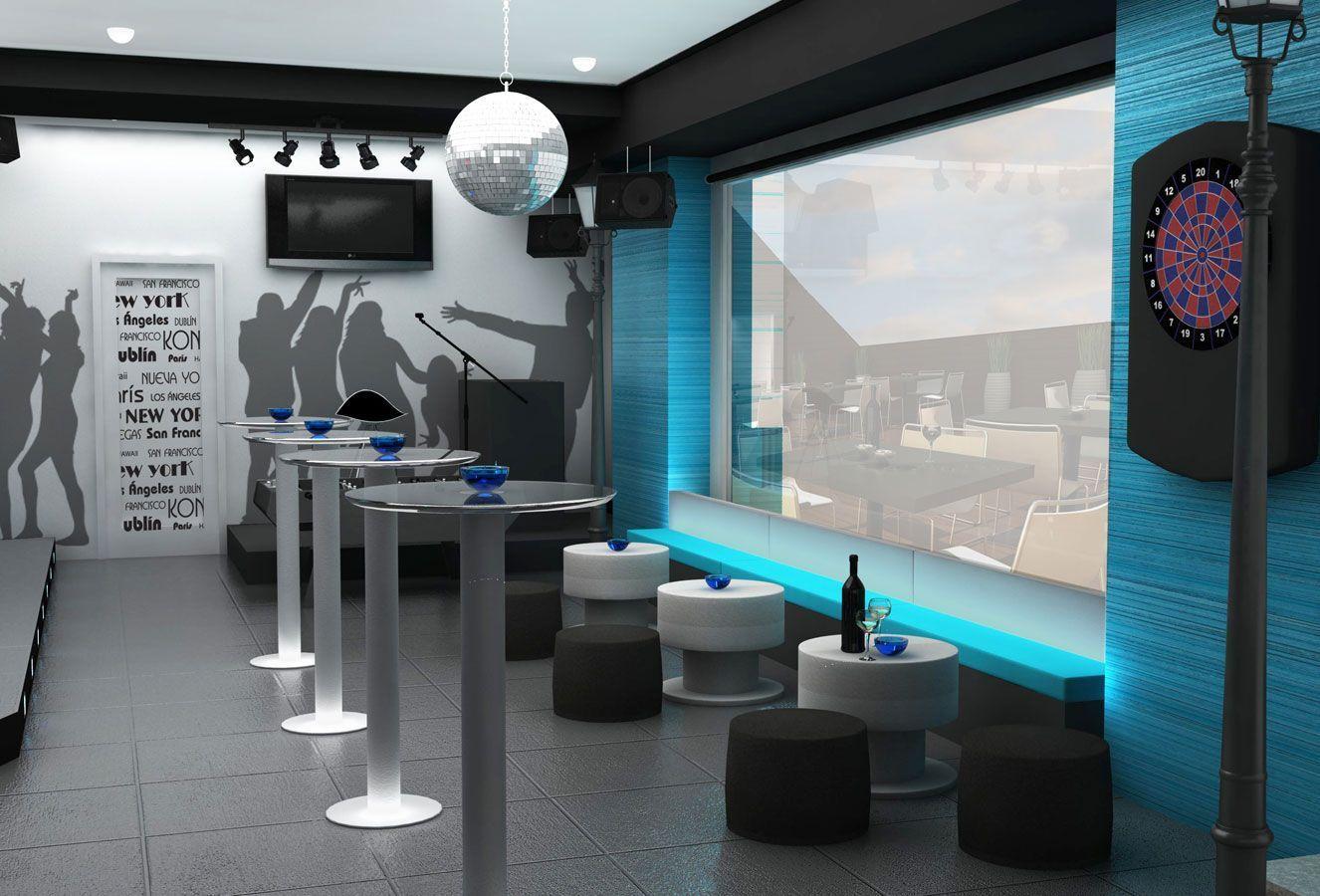 Proyecto de diseño de bar de copas en Madrid - Interia.es