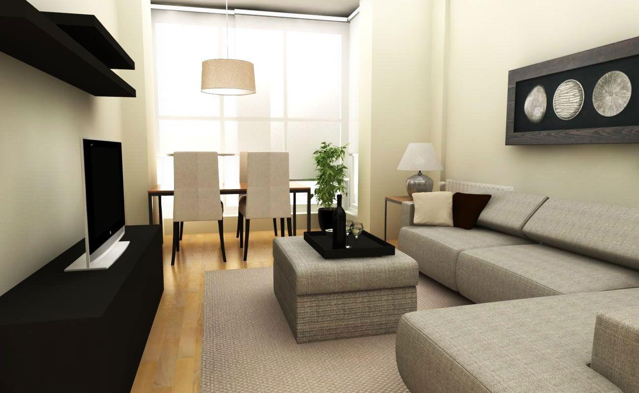 Proyecto de decoraci n low cost de piso en arturo soria - Amueblar piso low cost ...