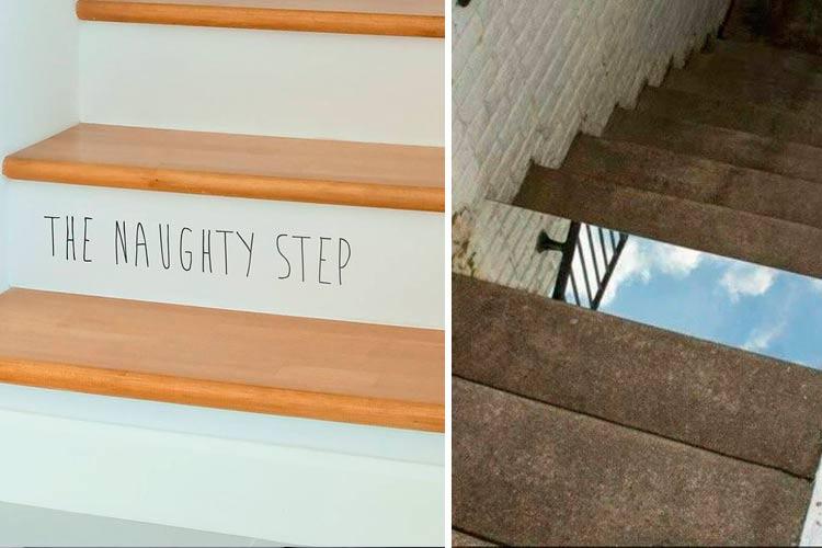 El humor en la decoración de interiores