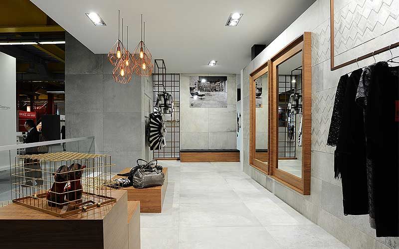Cersaie - feria del azulejo y la decoración de baño