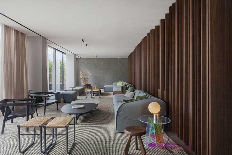 Decoración de hoteles modernos