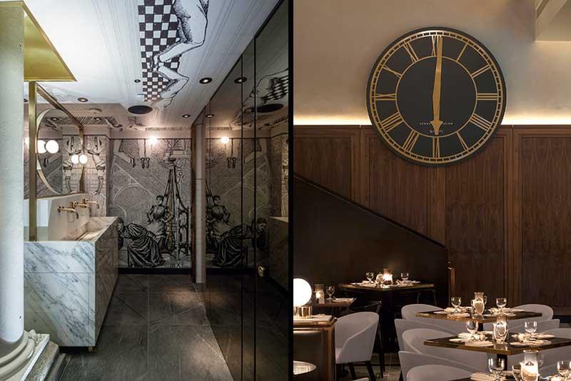 Restaurantes de diseño: German Gymnasium
