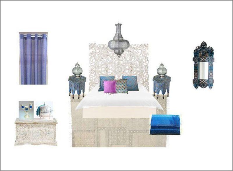 Proyecto de decoración y reforma - estilo marroquí