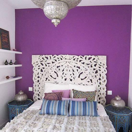Proyecto de decoración: estilo zen y estilo arabe