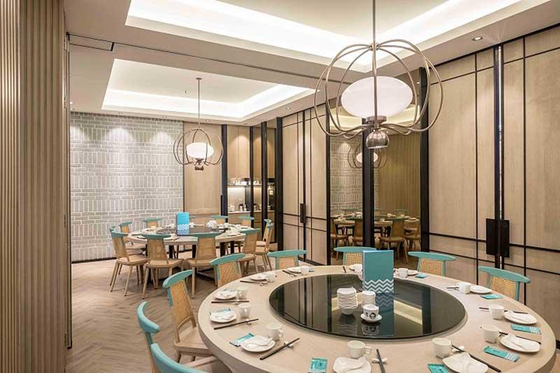 Restaurante de diseño Putien en Yakarta