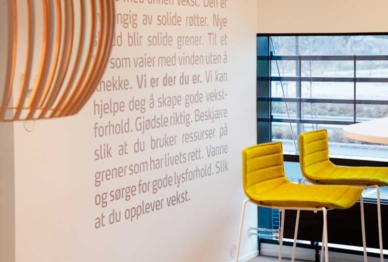 Sparebank, una entidad bancaria de diseño