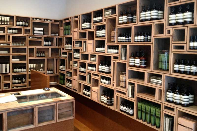 Aesop West Broadway, Nueva York