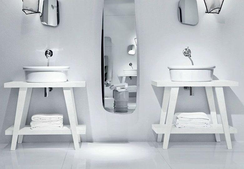 Consola para lavabo Menhir
