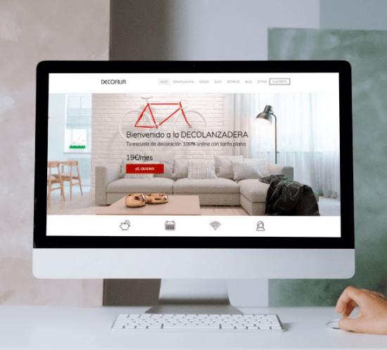 Cursos de decoración online