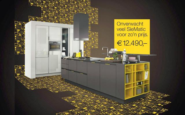 Siematic keuken S3 serie | korting voucher van 500,- euro!