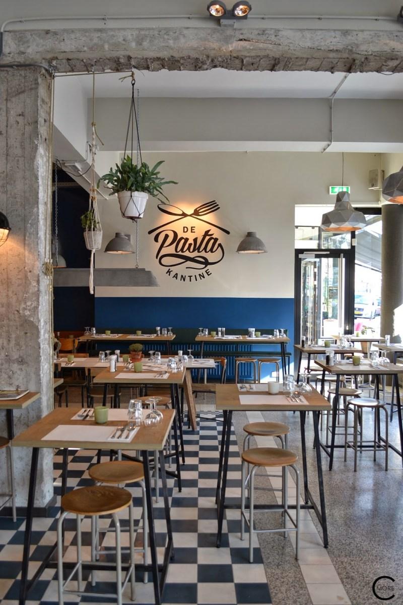 De Pasta Kantine | The Pasta Canteen |  Rotterdam