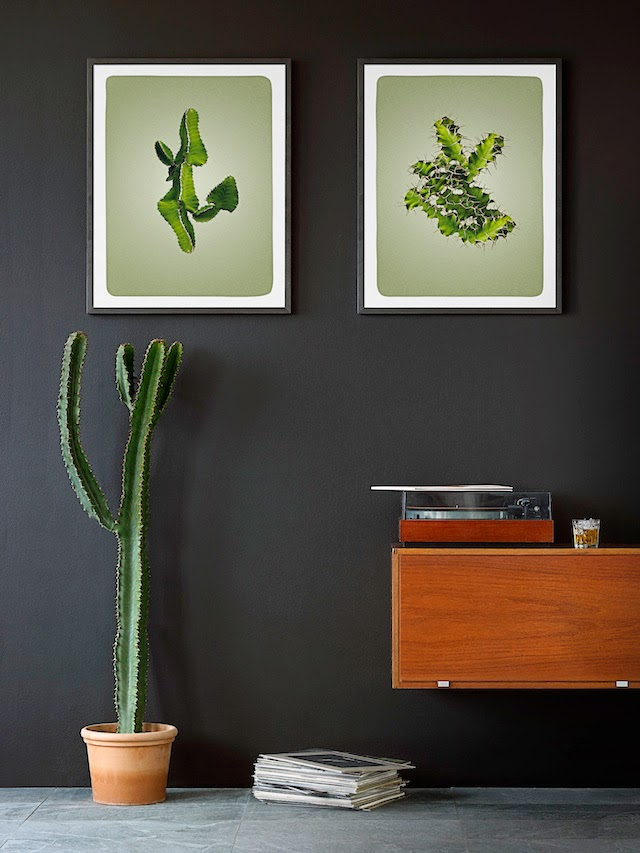 Hagedornhagen | Insects Beetles and green leaves for your interior
