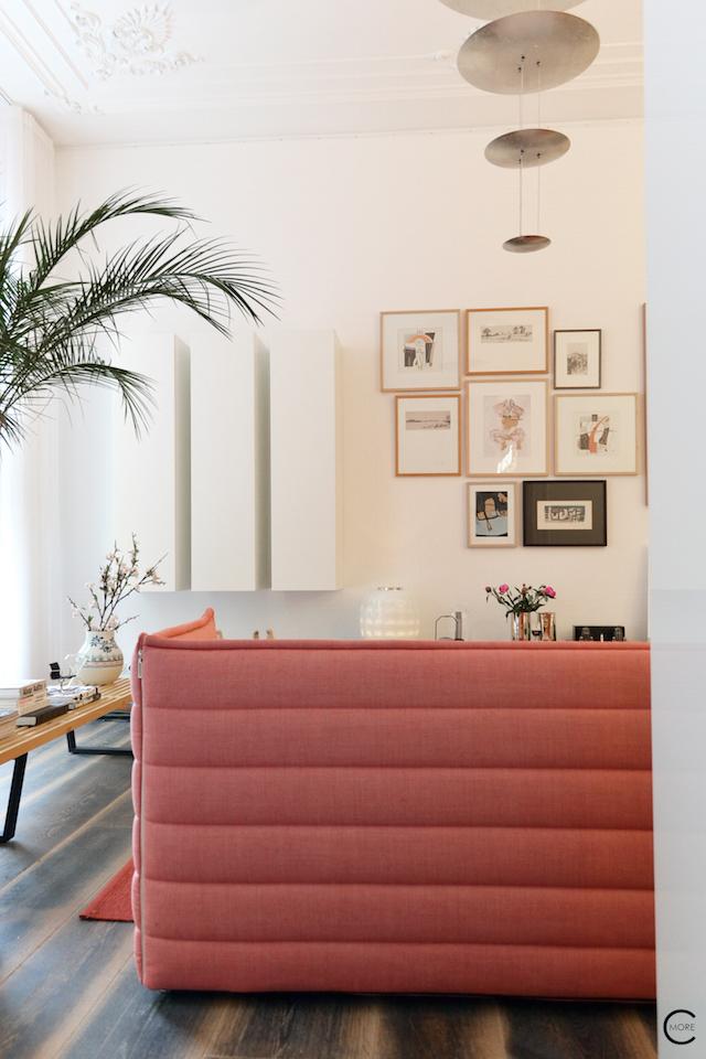 Vitra Design Kwartier Den Haag Studio van t Wout livingroom