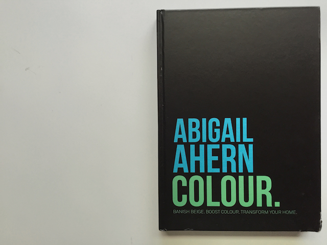 Abigail Ahern book Colour