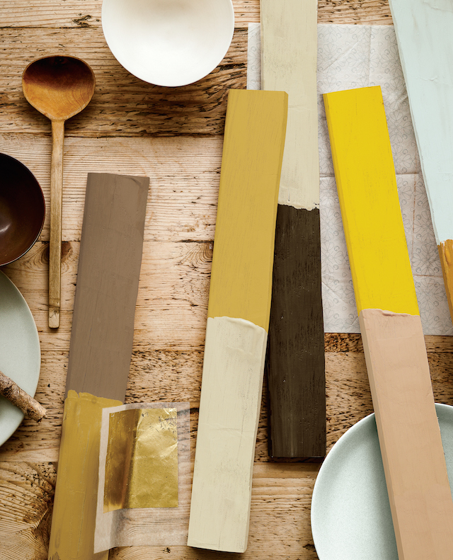 The Color trend for 2016 | Ochre Gold | Colour Futures