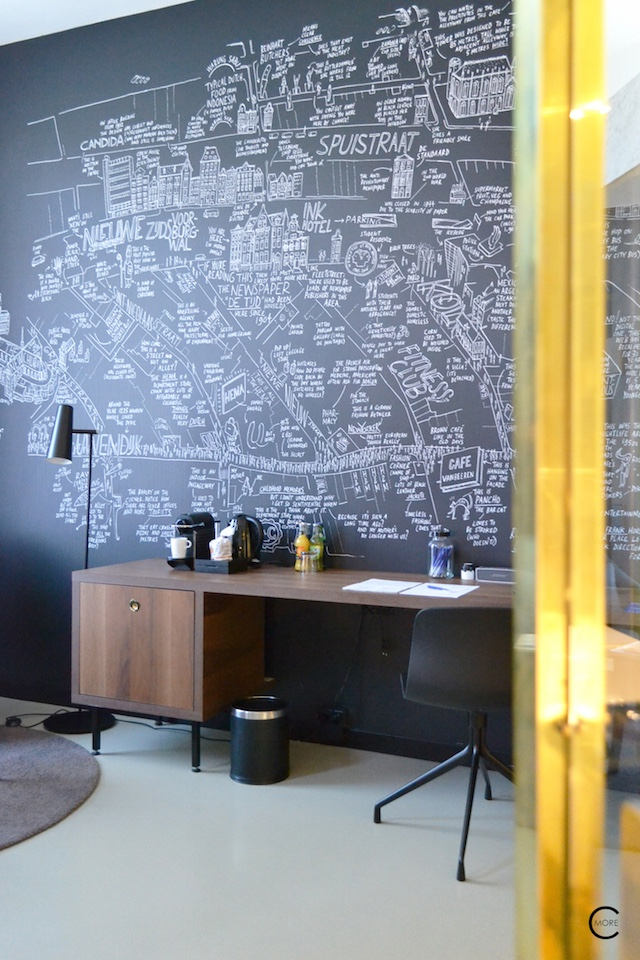 Ink Hotel Amsterdam photo by C-More 24