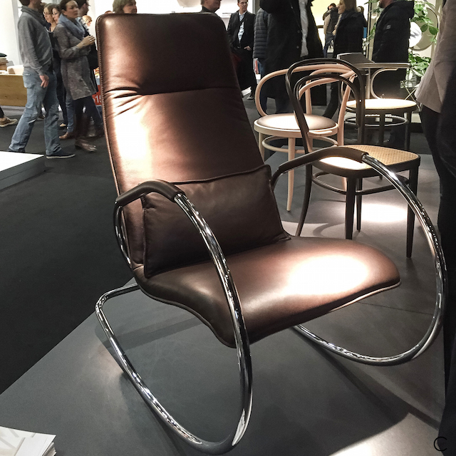 Thonet IMM Cologne 2016 | picture by C-More
