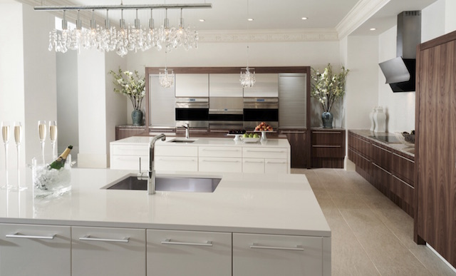 Modern History | Contemporary Kitchen Cabinets | Wood-Mode