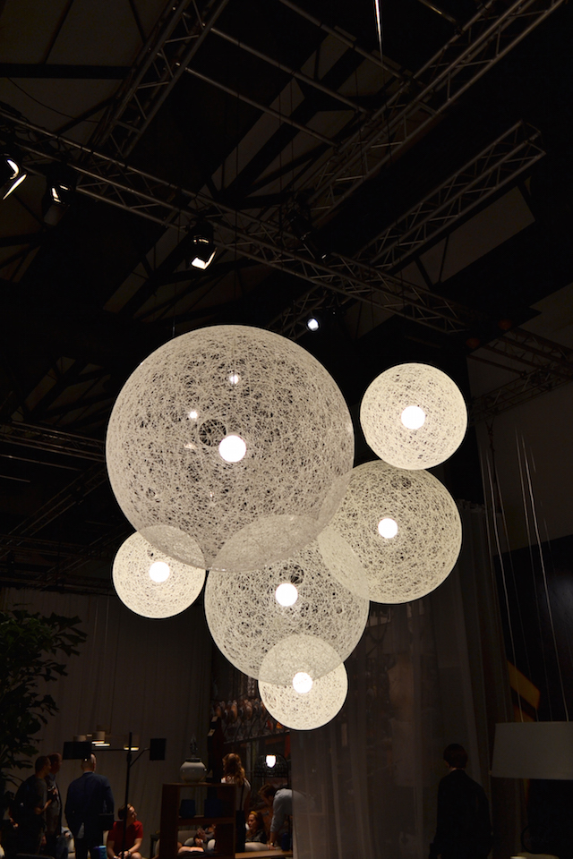 Lighting | Behind the scenes furniture setting | Moooi Milan Designweek 2016 by C-More