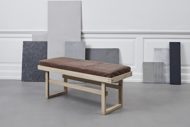 A match made in Scandinavian-heaven | Christina Dam | Vertical Bench