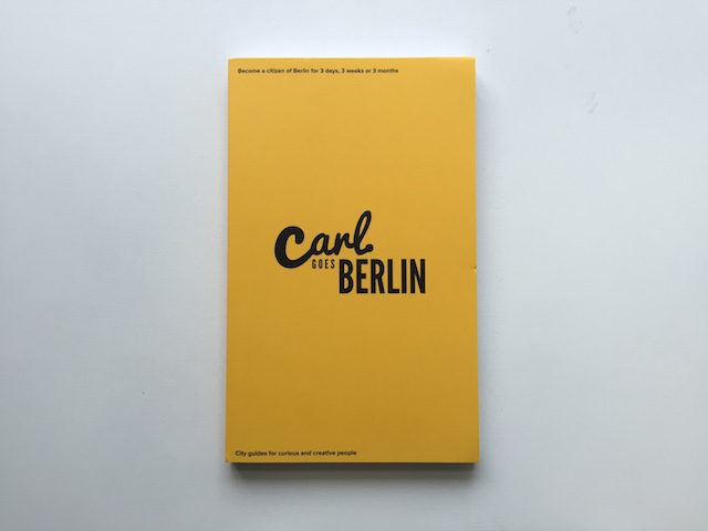When going to Berlin....| Carl goes Berlin | Book review | Travel | by C-More Interior blog