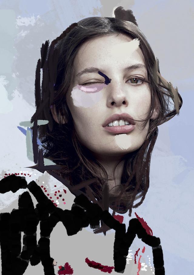 Amanda ernesto Artillo inspiration | Hilde Francq Trend color seminar