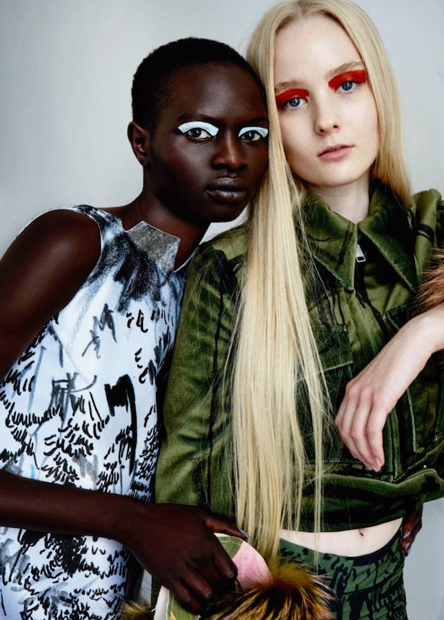 Edda Gimnes inspiration | Hilde Francq Trend color seminar