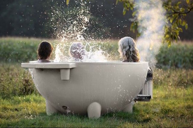 Weltevree Dutch Tub Hottub