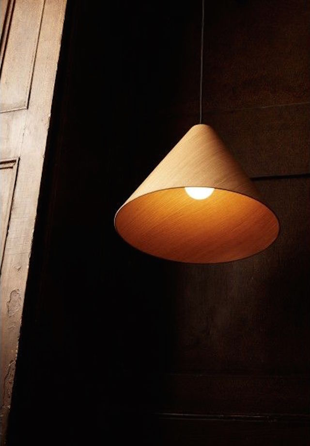 hay 30-degree hanging light