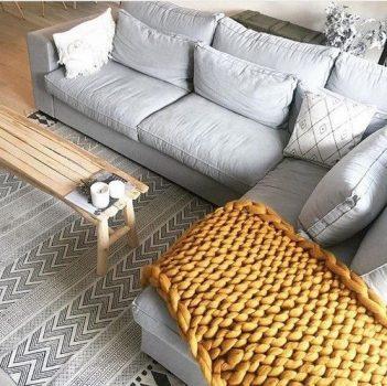 loungebanken voor een moderne woonkamer-v6