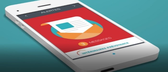 Des SMS pour vous informer de l'instruction de votre dossier