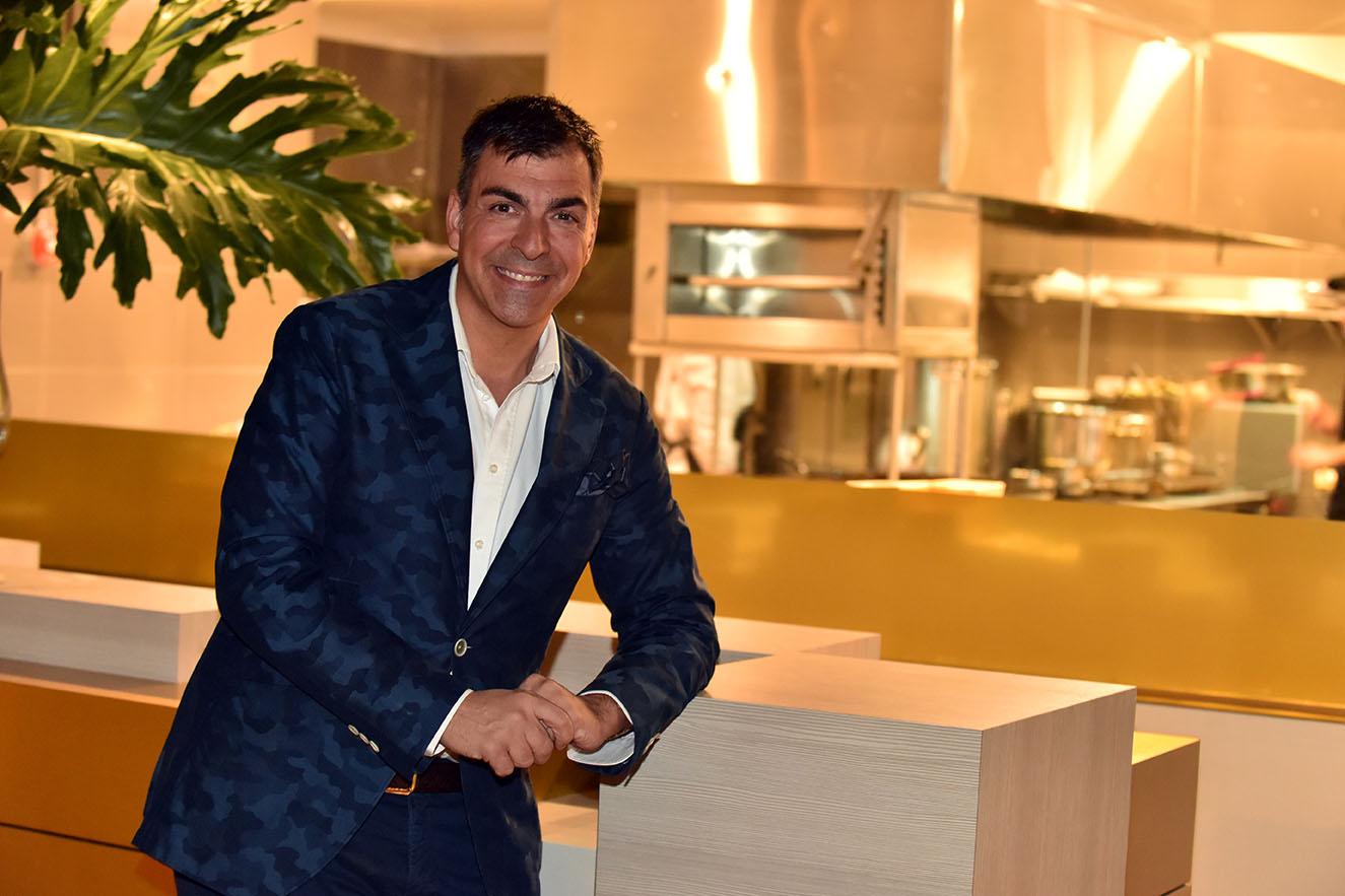 Ramon Freixa en FROM del B.O.G. Hotel
