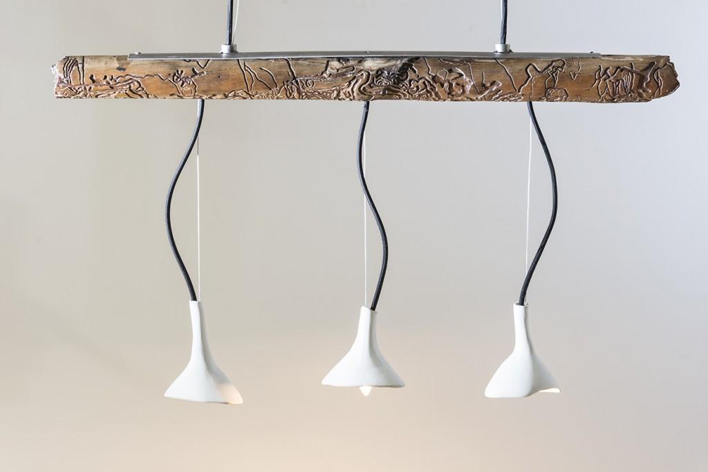 Lámpara de Marcela Moreno