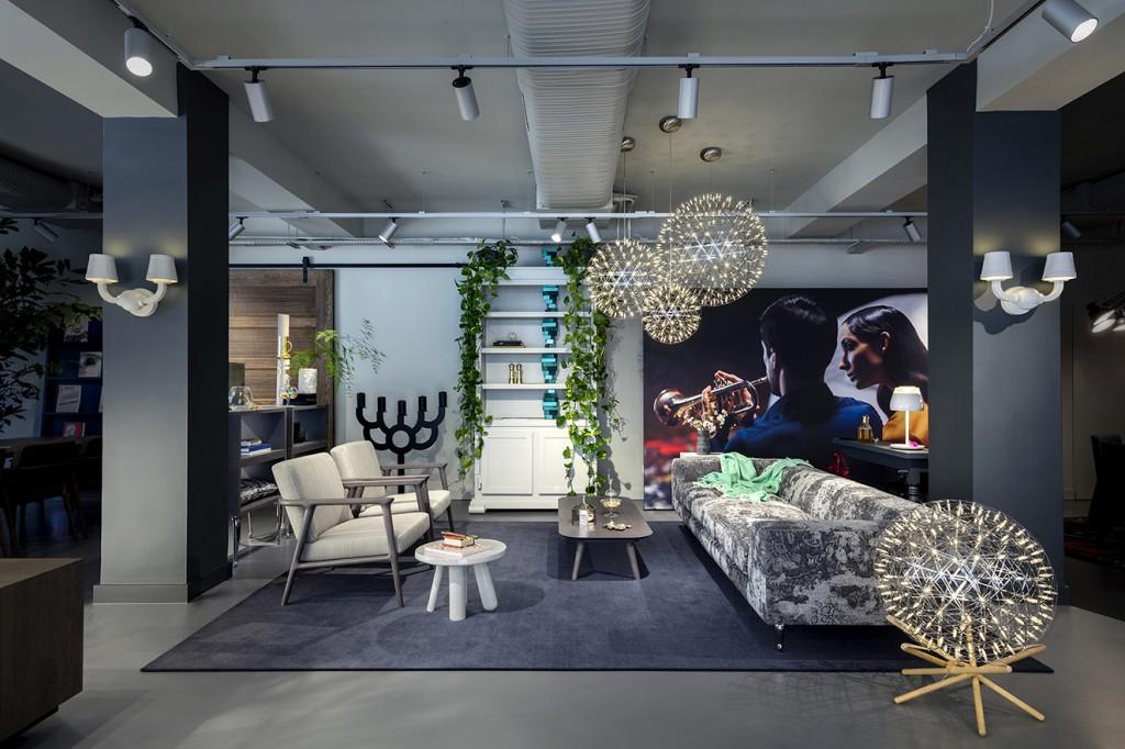 Moooi se destaca por su diseño lúdico y vanguardista. Fotografía: Peer Lindgreen
