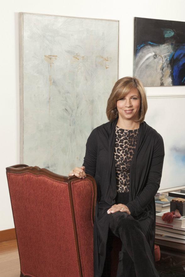 Andrea Walker, gestora cultural y directora de Aurora.