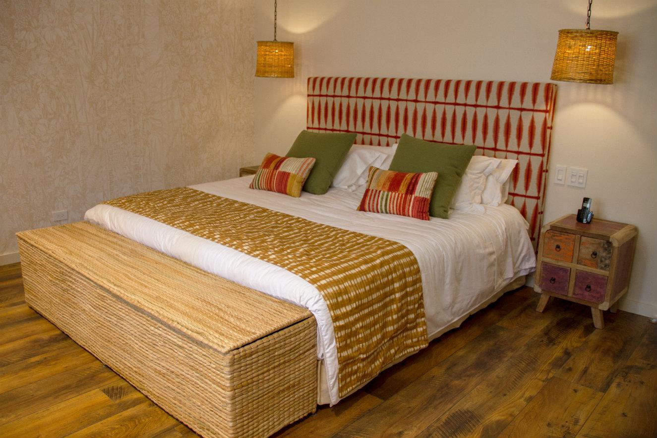 Habitación Bali hotel Patio del Mundo Medellin